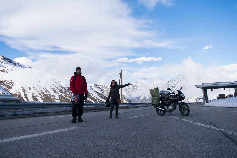 viaje a mongolia en una 125cc