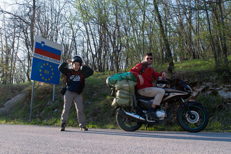 Viaje a Mongolia en Moto 125