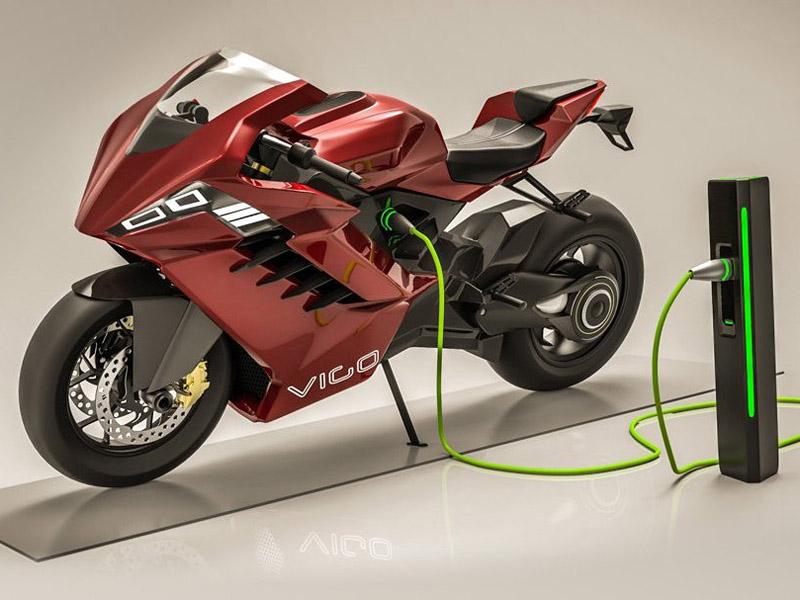 VIGO Motorcycles, la moto deportiva eléctrica definitiva