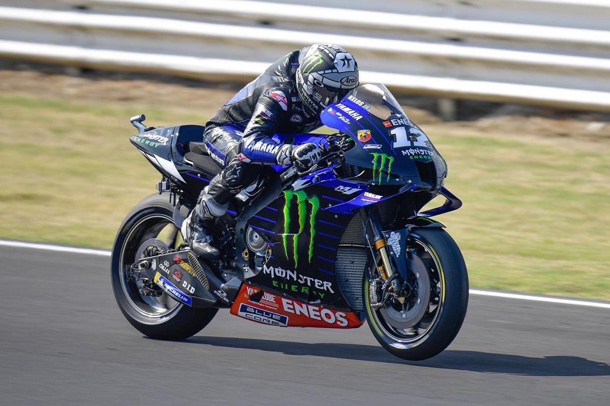 Viñales recupera el crédito en MotoGP que Bagnaia malgasta