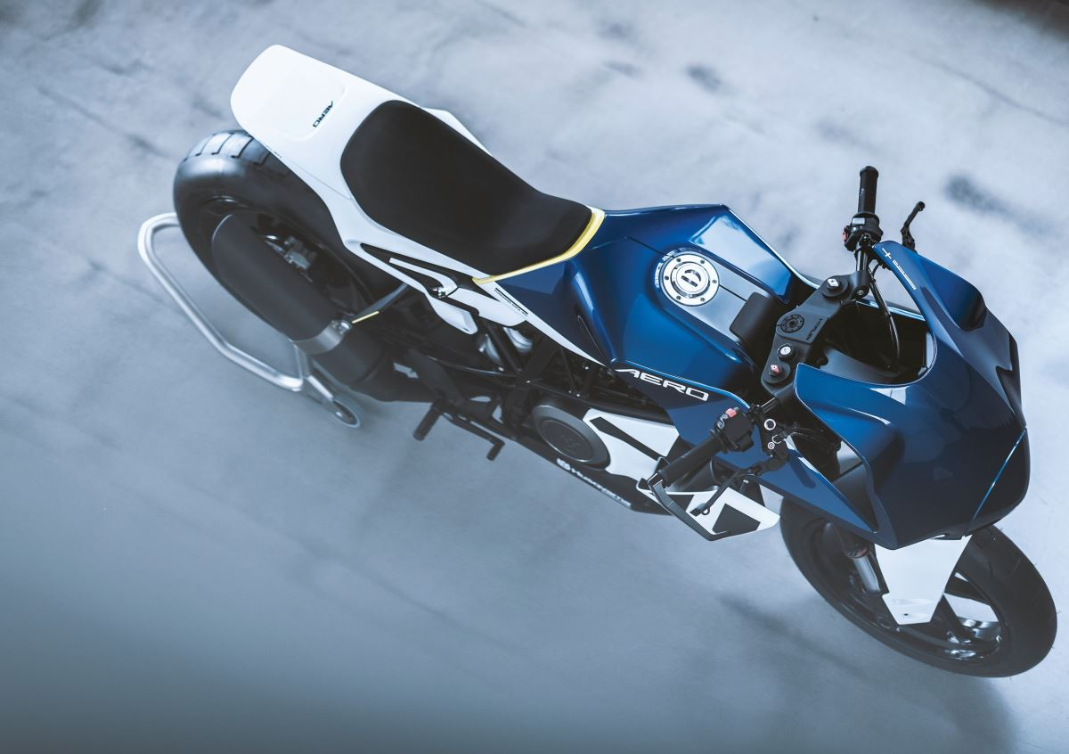 Concept Bike Vitpilen 701 Aero