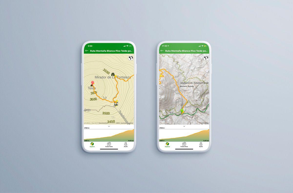 Wikiloc, más de 100.000 rutas para iniciar una aventura desviándote de tu camino