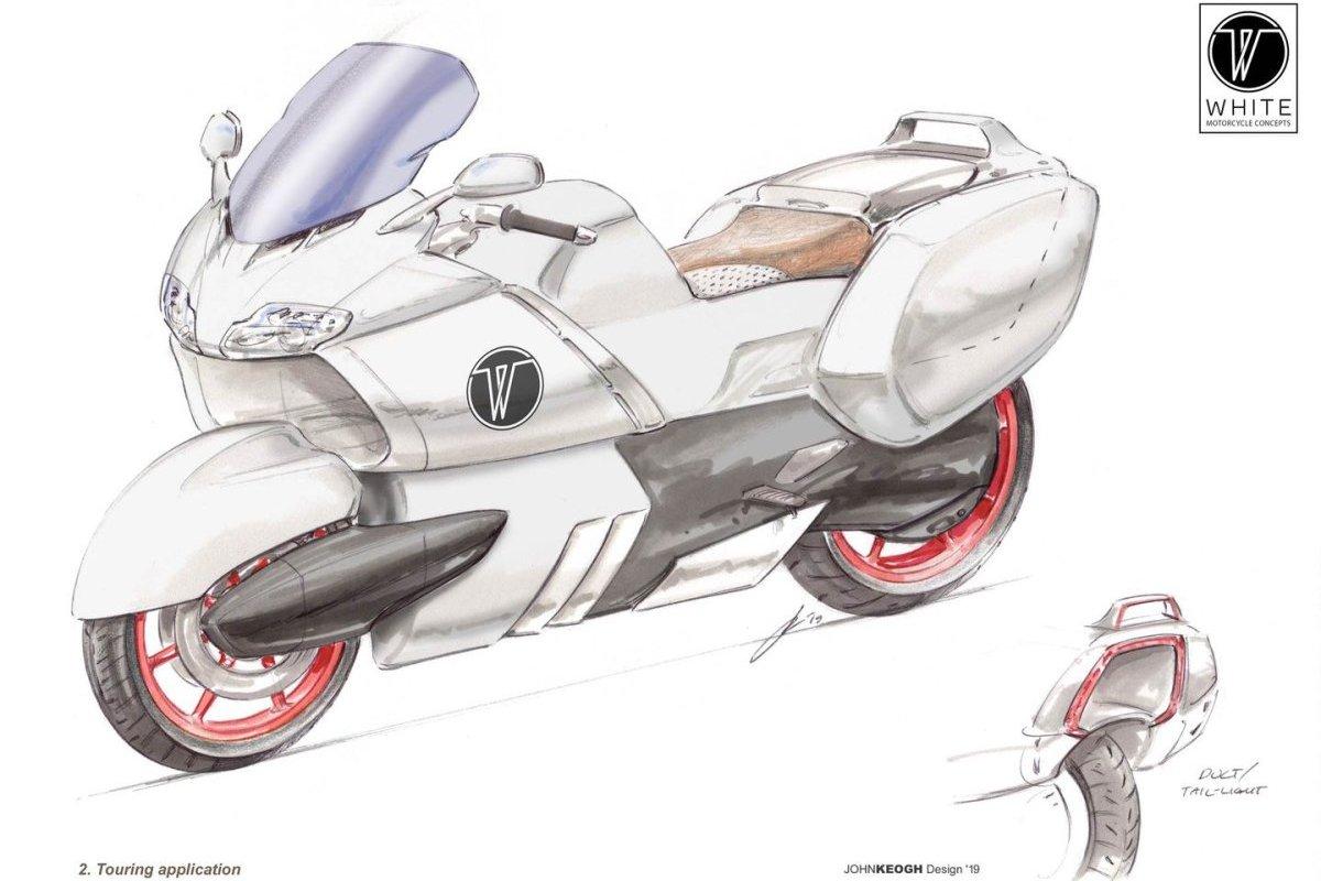 WMC y la tecnología de su eléctrica de 400 km/h en motos de calle
