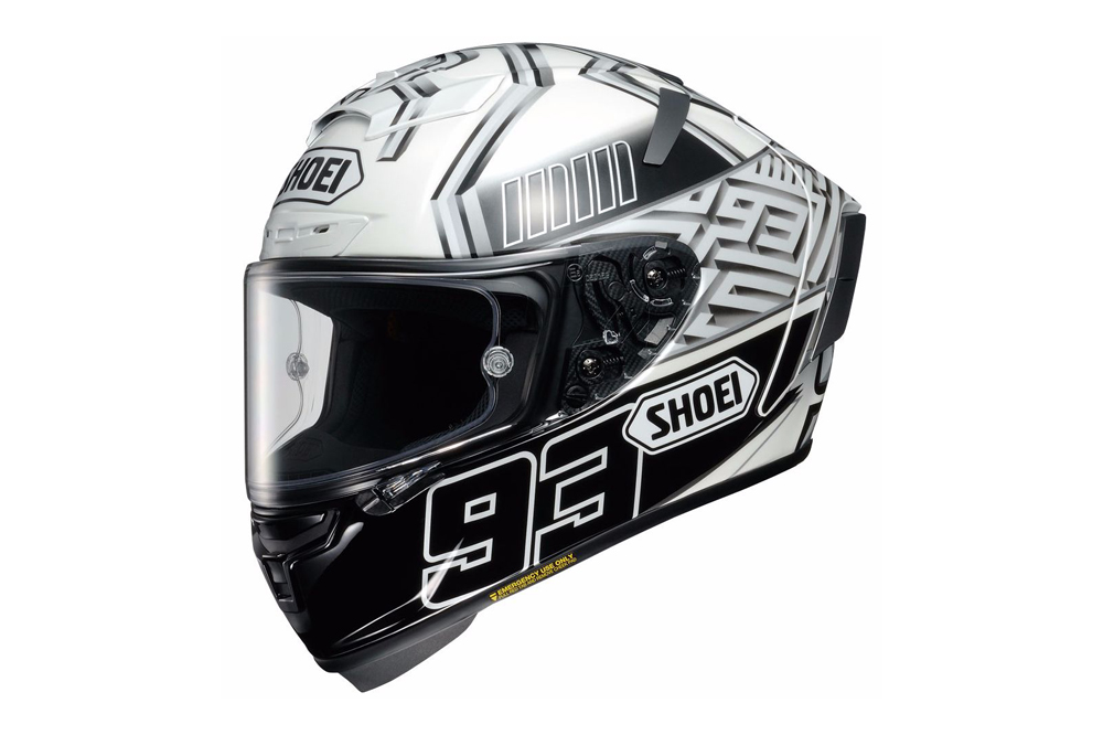 Casco de moto X Spirit de Marc Marquez