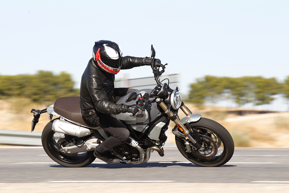 Ducati Scrambler 1100 Special Venom