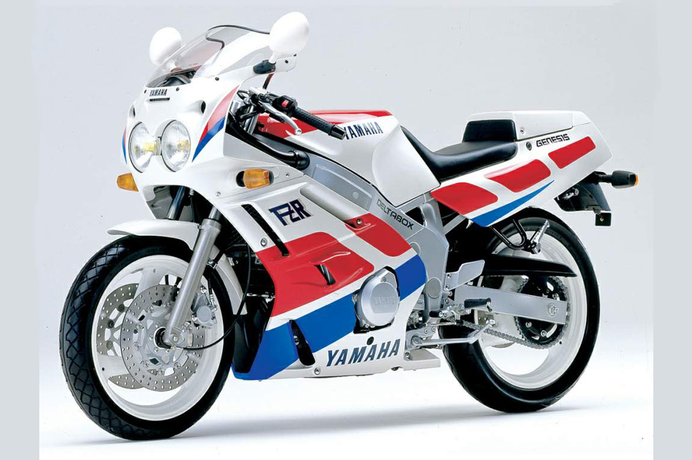 Yamaha FZR 600 de 1989