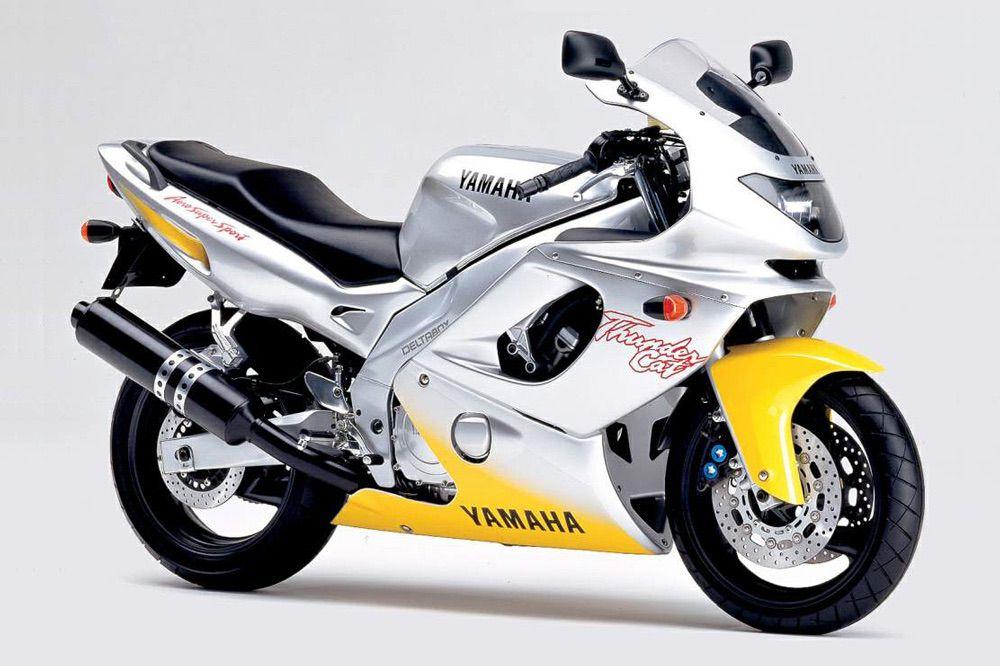 Yamaha FZR 600 Thundercat