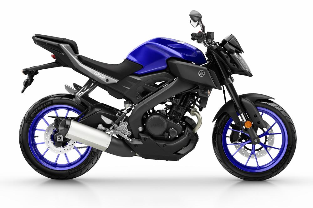 Yamaha MT 125
