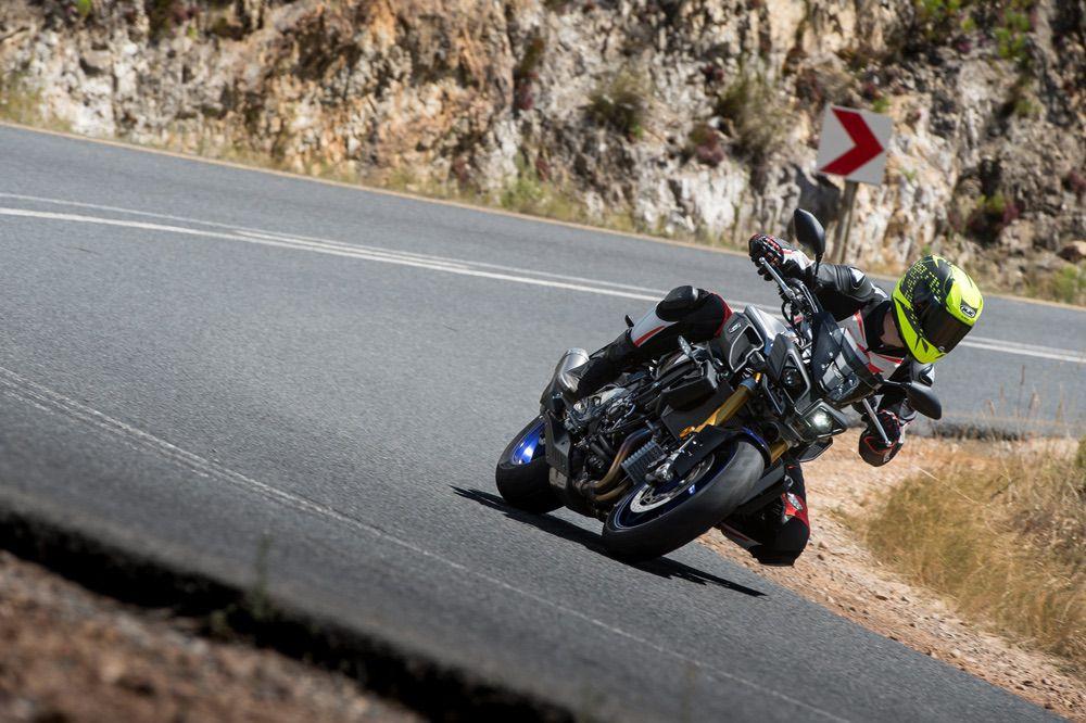Yamaha MT 10 SP 2017, prueba y opiniones