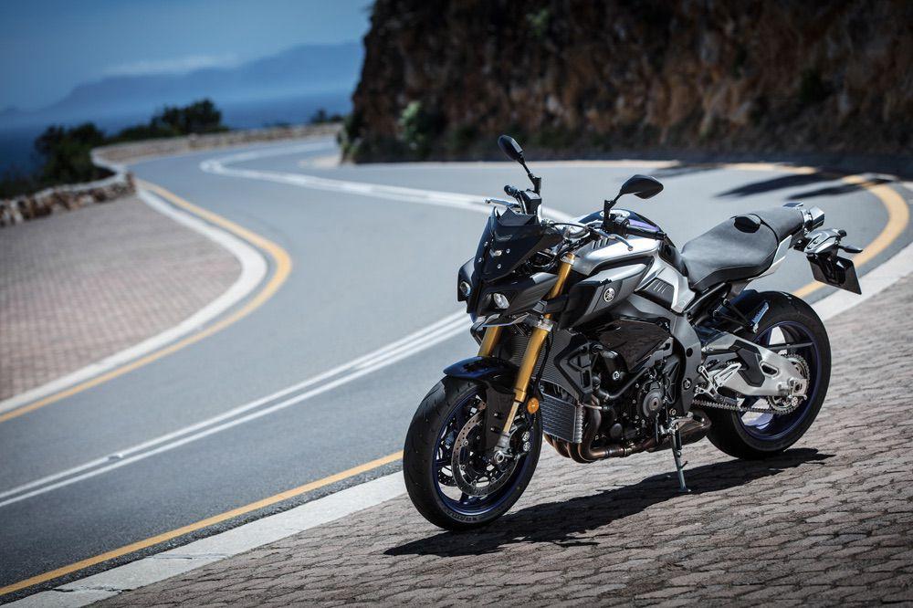 Yamaha MT10 2017