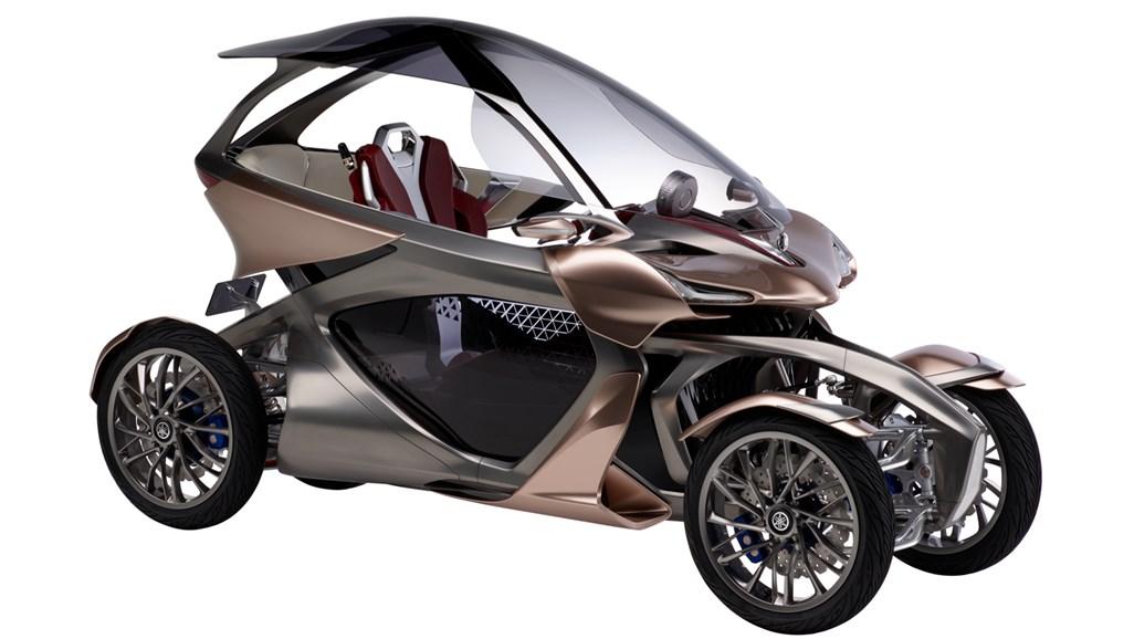 Yamaha mwc-4 coche moto