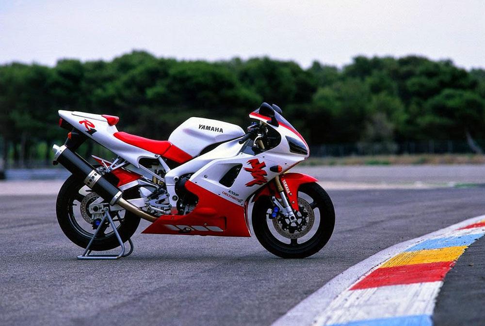 Yamaha R1 de 1998