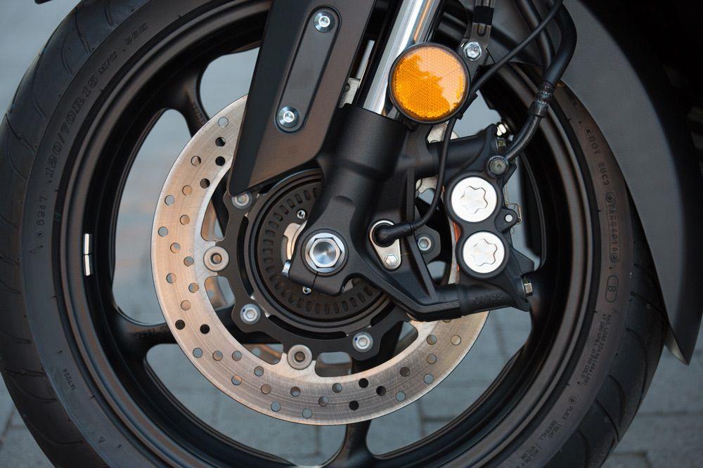 Frenos del Yamaha T Max 530 2017