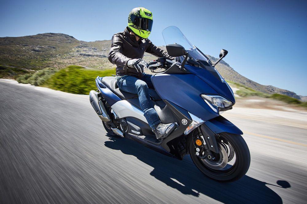 Yamaha T Max 530 2017, test