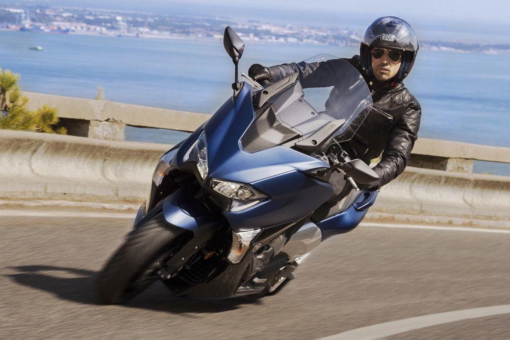 Yamaha T Max 2017