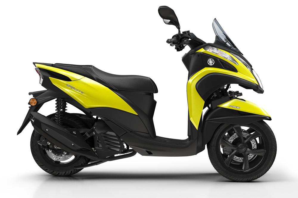 Yamaha Tricity 125 2017