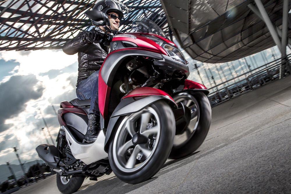 Yamaha Tricity 125 2016