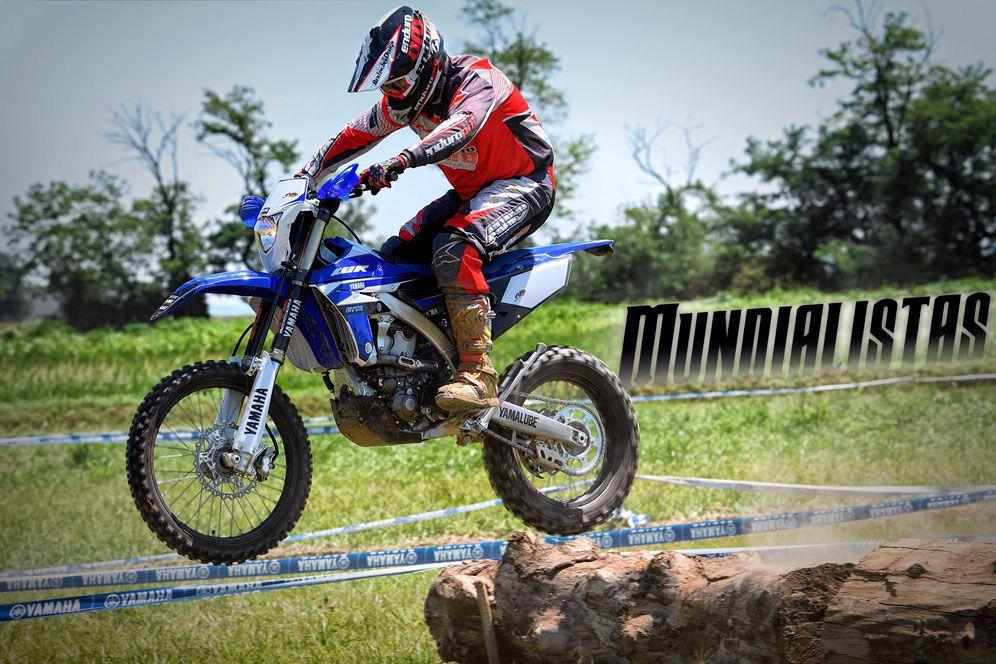 Prueba Yamaha WR EnduroGP: Mundialistas