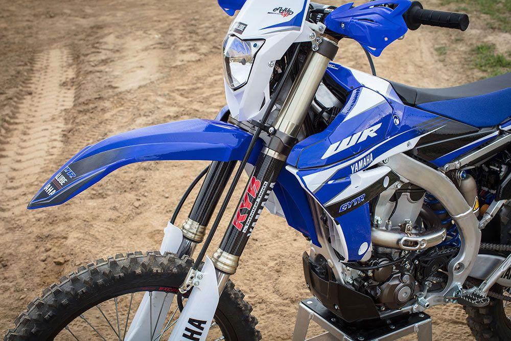 Yamaha WR EnduroGP