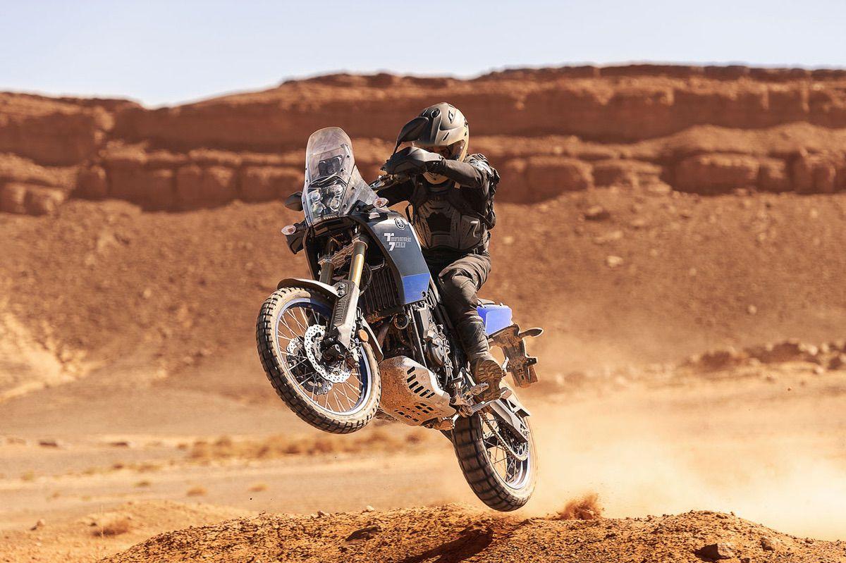 Yamaha XTZ Tenere 700