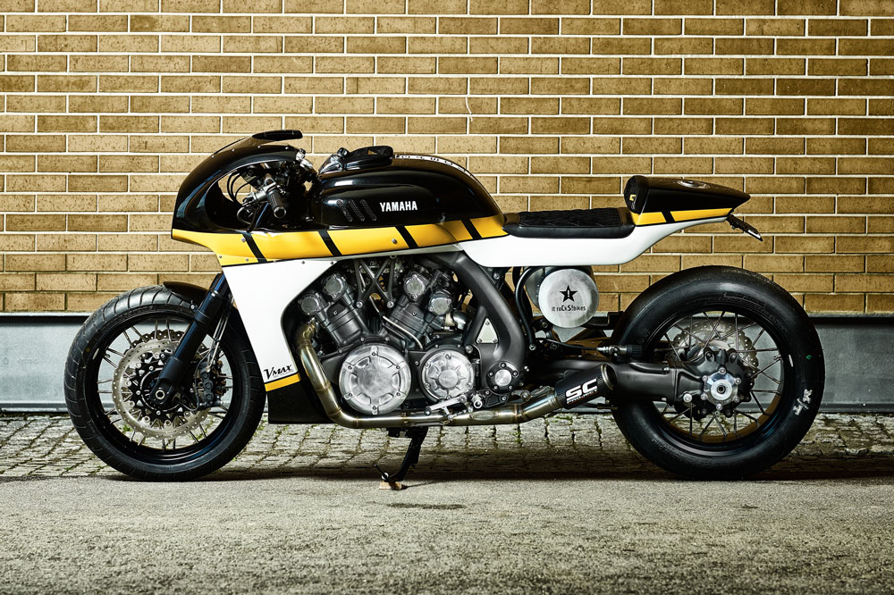 Yamaha VMax Yard Built