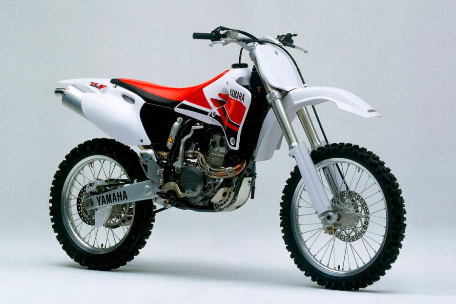 Historia del motocross: 20 años de Yamaha YZ-F