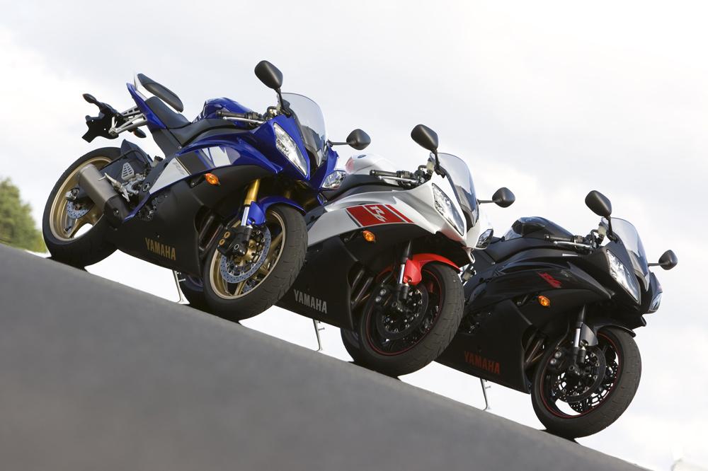 Yamaha YZF R6 1006 a 2016