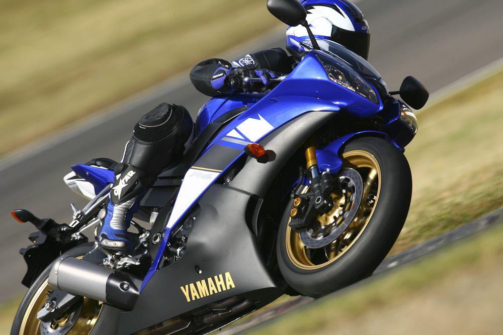 Yamaha YZF R6 de 2006 a 2016
