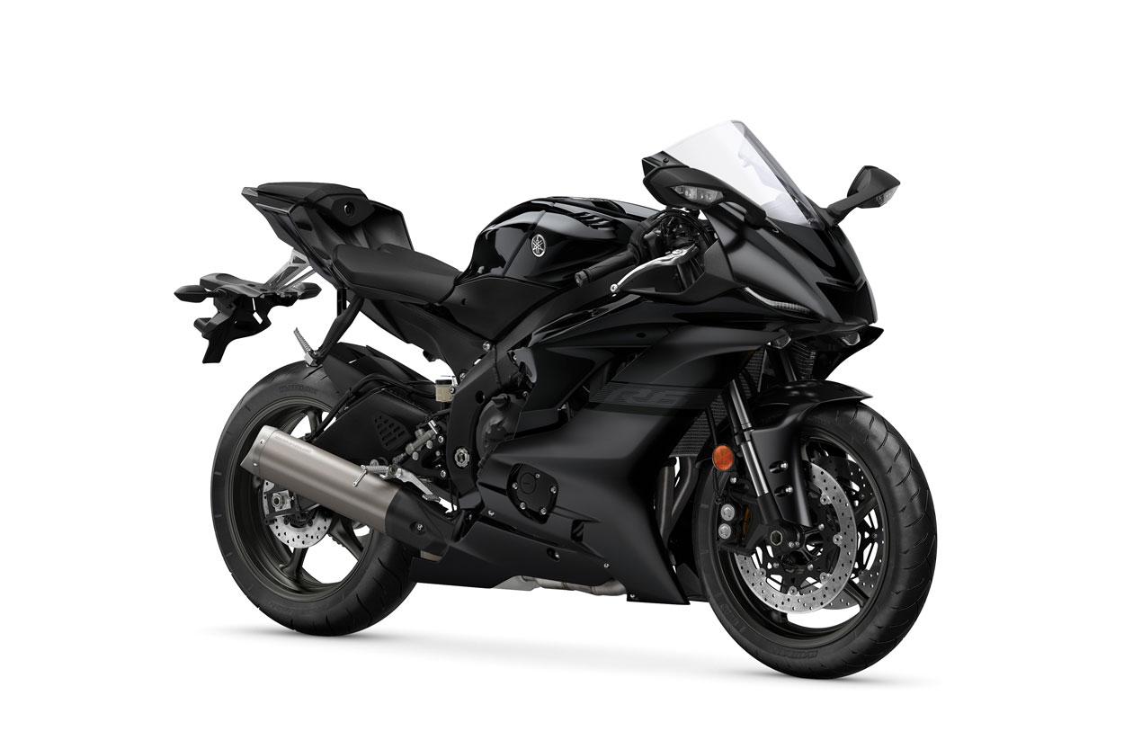 Yamaha YZF R6 2020