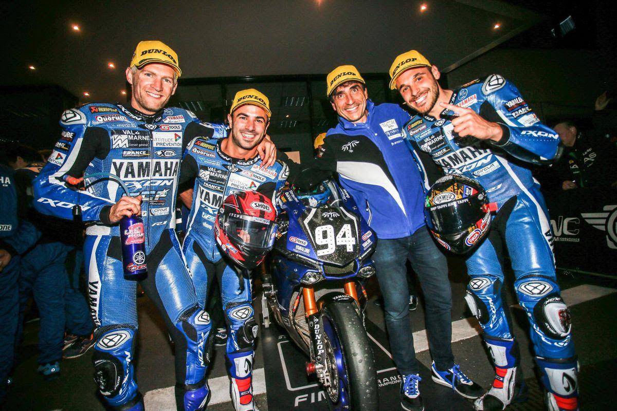 Yamaha endurance R1