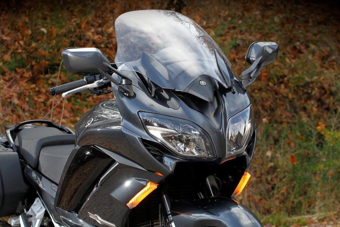 Estética Yamaha FJR 1300