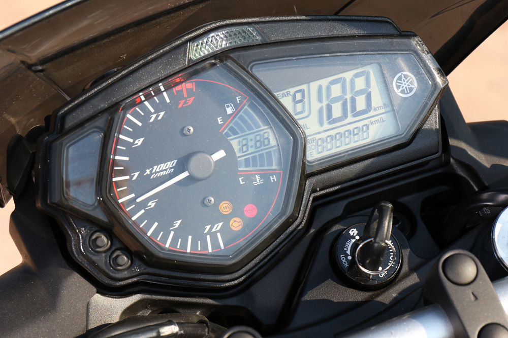 Cuadro Yamaha MT-03
