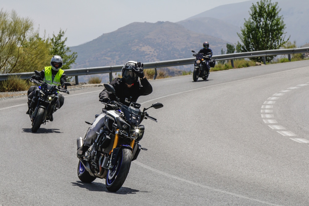 Yamaha MT Tour 2017
