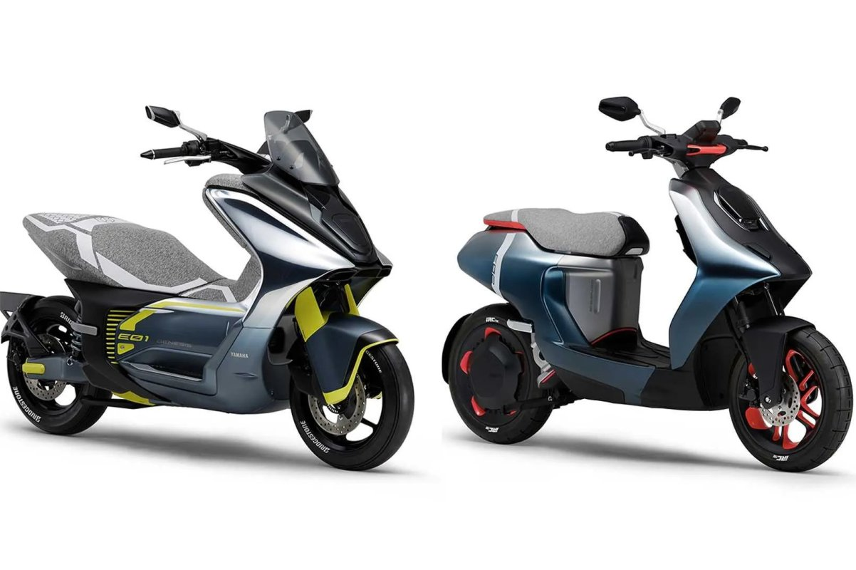 Motos eléctricas Yamaha: adiós a las de gasolina a partir de 2050