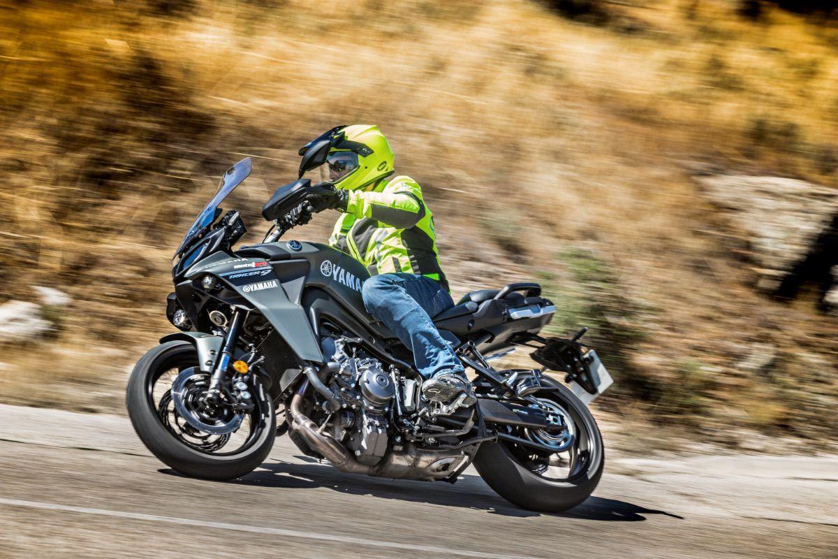Prueba Yamaha Tracer 9: Cambio a mejor