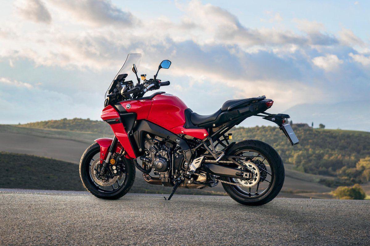 Yamaha Tracer 9: Crossover o multiuso, la mejor para todo