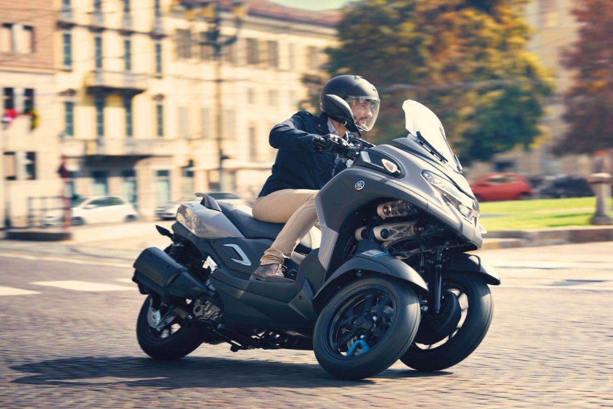 Las 8 mejores motos de 3 ruedas de 2021