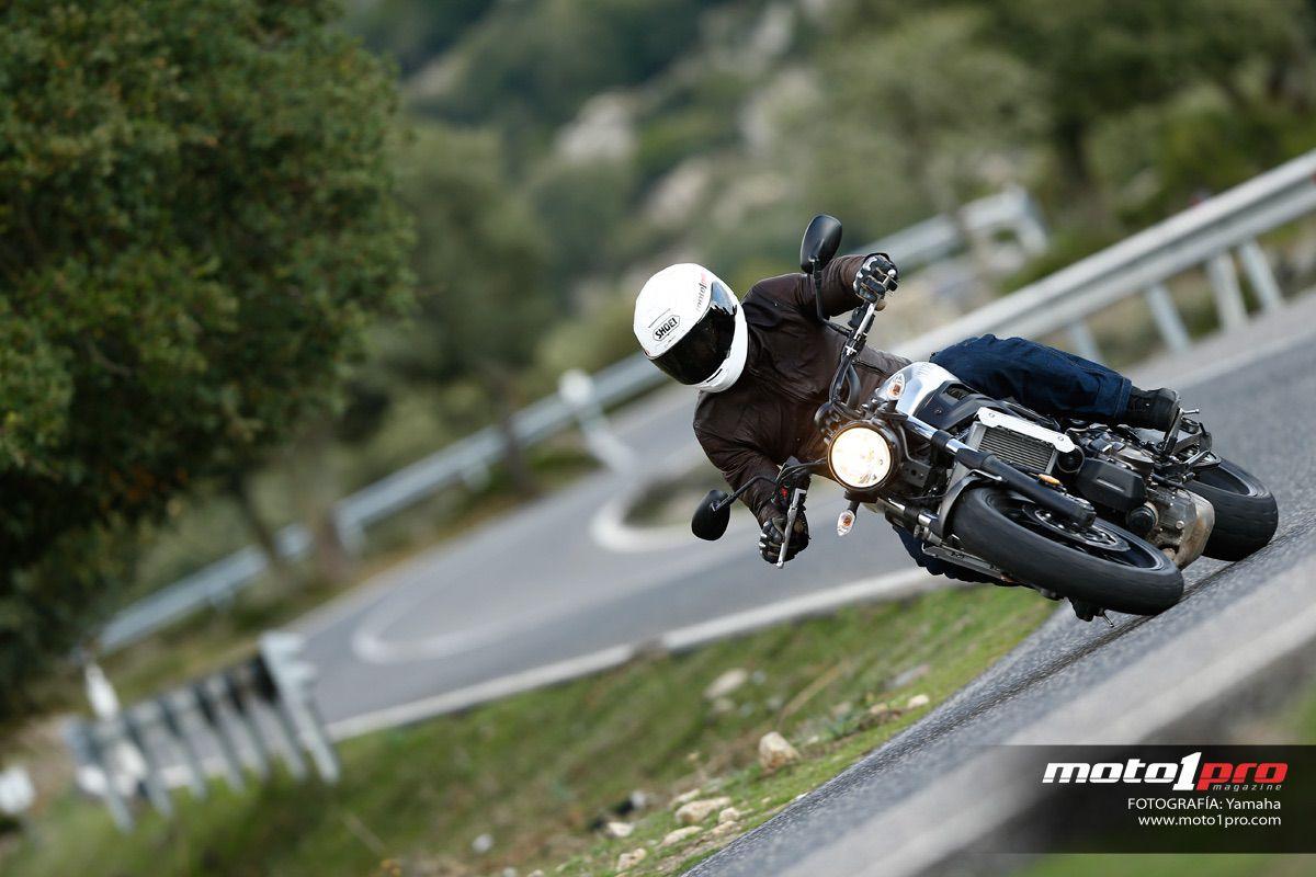 Prueba Yamaha XSR700