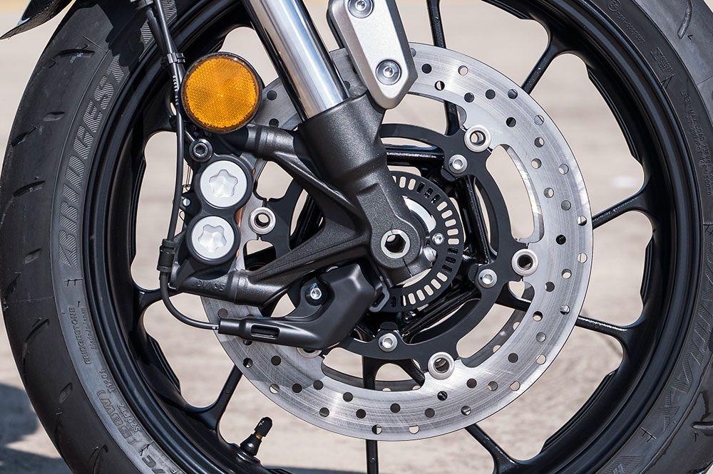Yamaha XSR900 Abarth