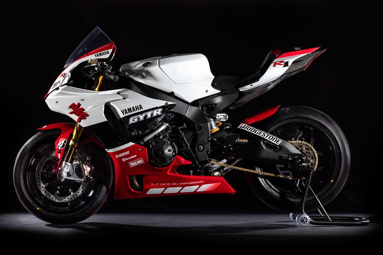 Yamaha YZF R1 Aniversario