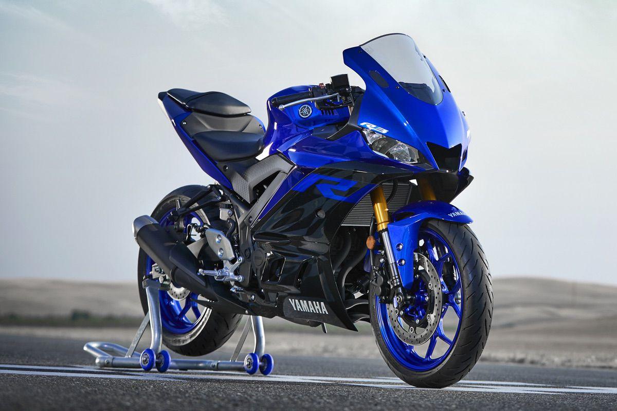 Yamaha YZF R3, moto deportiva de 300