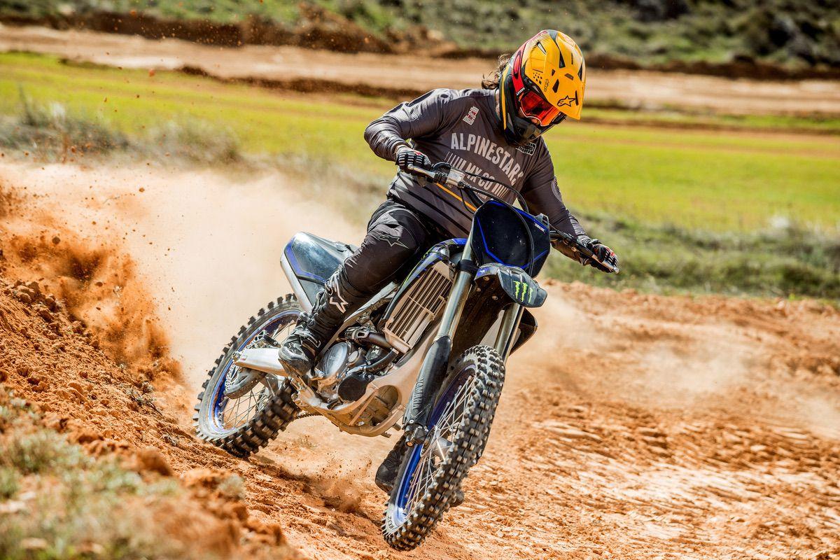 Prueba Yamaha YZF 250 2021: En el camino de la victoria