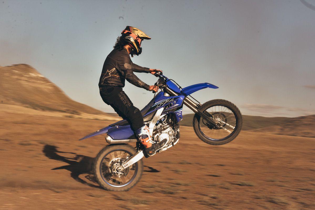 Prueba Yamaha YZF 450: Dulce Veneno