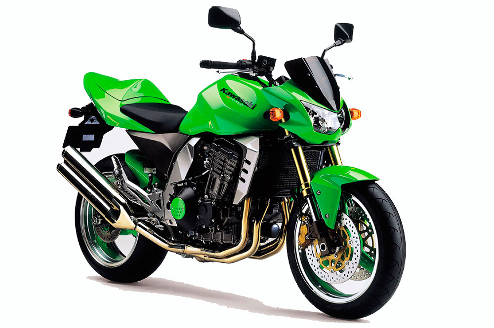 Historia De Las Kawasaki Z 1972 2017 Moto1pro