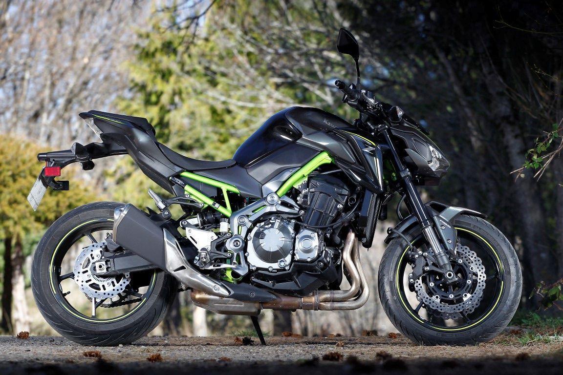 Kawasaki Z900 estética