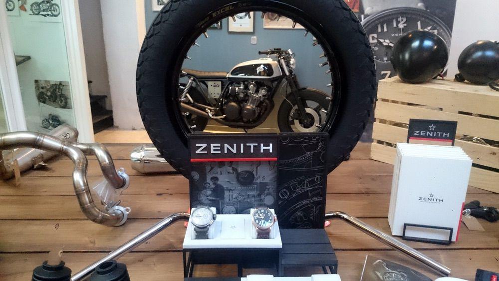 Zenith Pilot Ton-up CRD