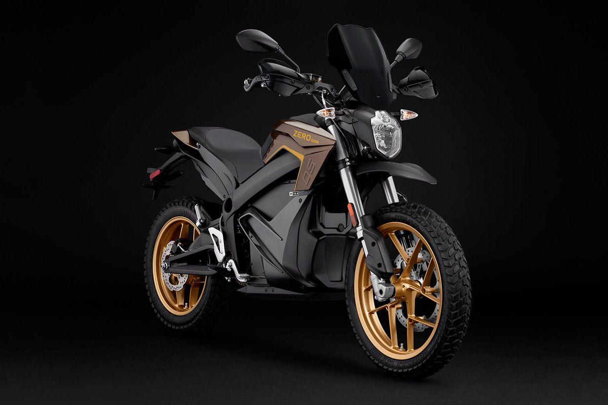 Zero DSR Moto Trail Eléctrica