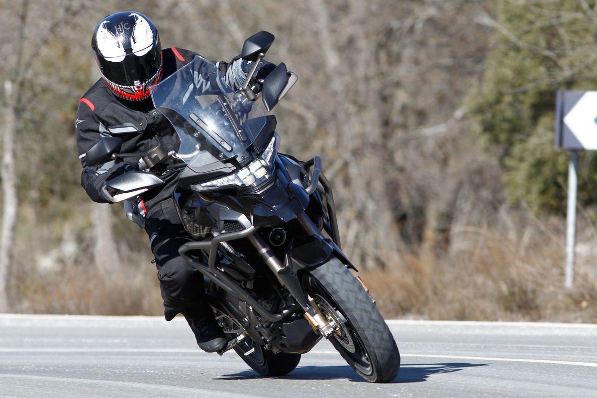 Zontes T 310 Moto Trail para el A2